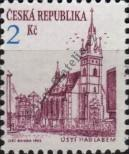 Stamp Czech republic Catalog number: 13