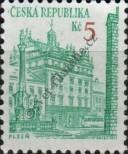Stamp Czech republic Catalog number: 15