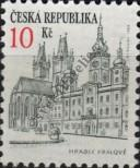 Stamp Czech republic Catalog number: 17