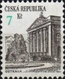 Stamp Czech republic Catalog number: 60