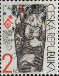 Stamp Czech republic Catalog number: 31