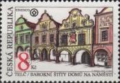 Stamp Czech republic Catalog number: 39