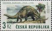 Stamp Czech republic Catalog number: 42