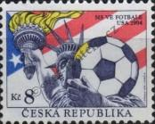 Stamp Czech republic Catalog number: 45