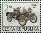 Stamp Czech republic Catalog number: 53