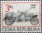 Stamp Czech republic Catalog number: 54