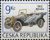 Stamp Czech republic Catalog number: 55