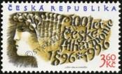 Stamp Czech republic Catalog number: 100