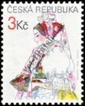 Stamp Czech republic Catalog number: 104