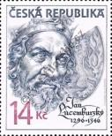 Stamp Czech republic Catalog number: 106