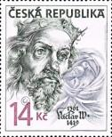 Stamp Czech republic Catalog number: 108