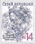 Stamp Czech republic Catalog number: 109