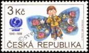 Stamp Czech republic Catalog number: 121