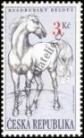 Stamp Czech republic Catalog number: 123