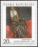 Stamp Czech republic Catalog number: 125