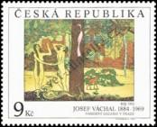 Stamp Czech republic Catalog number: 130