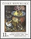 Stamp Czech republic Catalog number: 131