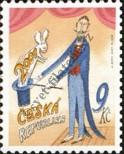 Stamp Czech republic Catalog number: 279