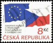 Stamp Czech republic Catalog number: 62