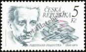 Stamp Czech republic Catalog number: 65