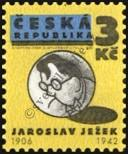 Stamp Czech republic Catalog number: 69