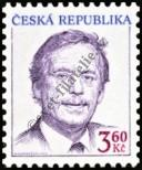Stamp Czech republic Catalog number: 70