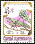 Stamp Czech republic Catalog number: 74