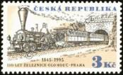 Stamp Czech republic Catalog number: 81