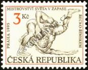 Stamp Czech republic Catalog number: 83