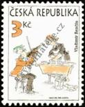Stamp Czech republic Catalog number: 84