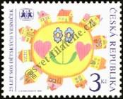 Stamp Czech republic Catalog number: 88