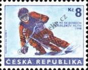 Stamp Czech republic Catalog number: 170