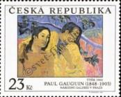Stamp Czech republic Catalog number: 191