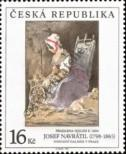 Stamp Czech republic Catalog number: 202
