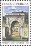 Stamp Czech republic Catalog number: 218