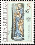 Stamp Czech republic Catalog number: 229