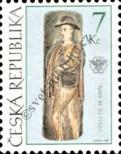 Stamp Czech republic Catalog number: 230