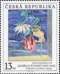 Stamp Czech republic Catalog number: 236