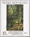 Stamp Czech republic Catalog number: 237