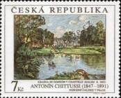 Stamp Czech republic Catalog number: 161