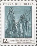 Stamp Czech republic Catalog number: 162