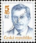 Stamp Czech republic Catalog number: 247
