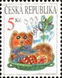 Stamp Czech republic Catalog number: 251