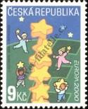 Stamp Czech republic Catalog number: 256