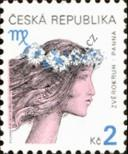 Stamp Czech republic Catalog number: 257