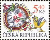 Stamp Czech republic Catalog number: 258