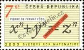 Stamp Czech republic Catalog number: 259