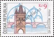 Stamp Czech republic Catalog number: 264