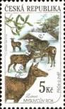 Stamp Czech republic Catalog number: 271