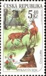 Stamp Czech republic Catalog number: 273